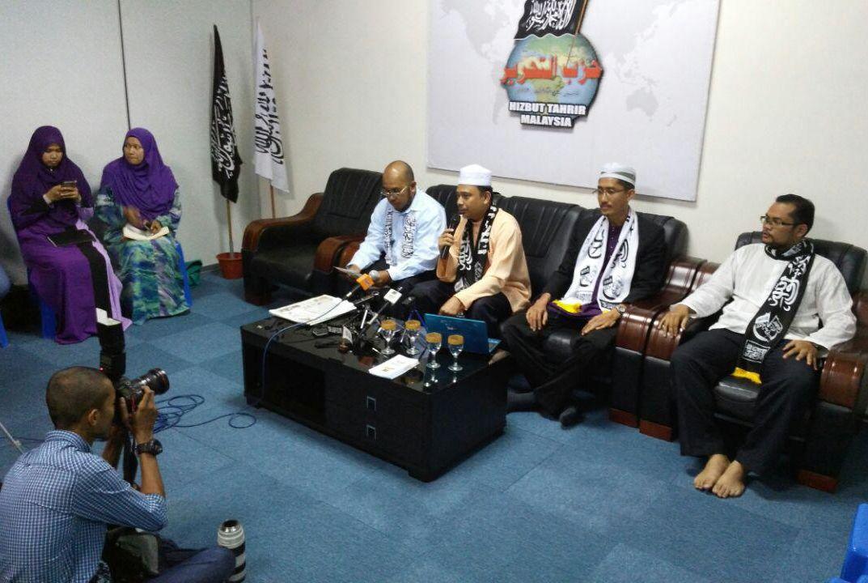HTM mengadakan sidang media khas perjelas isu fatwa