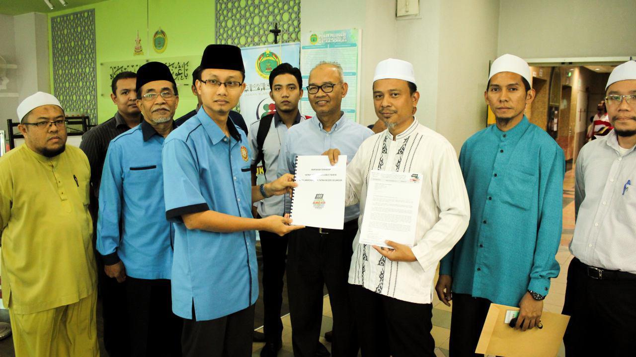 HTM serah jawapan rasmi ke jabatan mufti