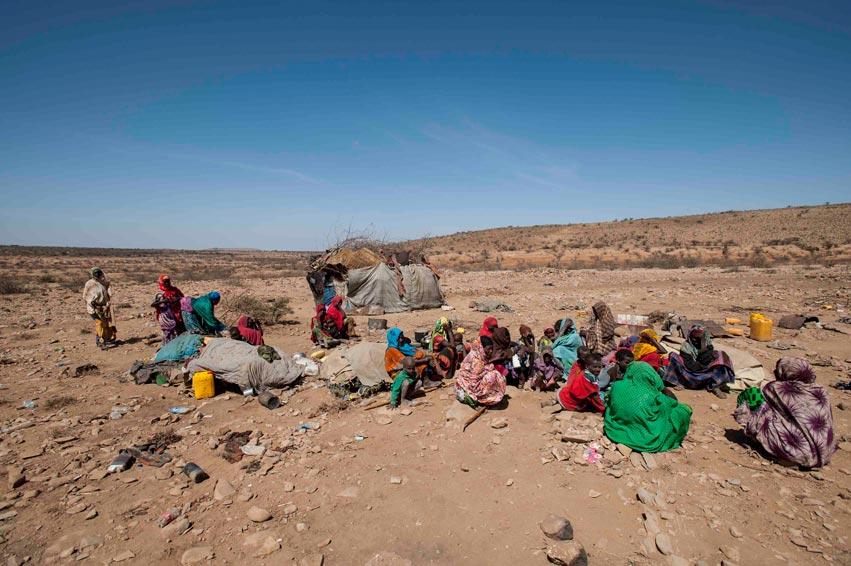 Kemarau di Somalia