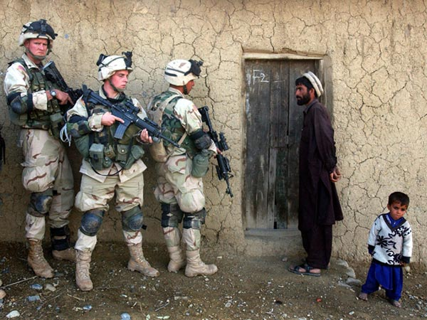 Helmand again the focus of US strategy in Afghanistan